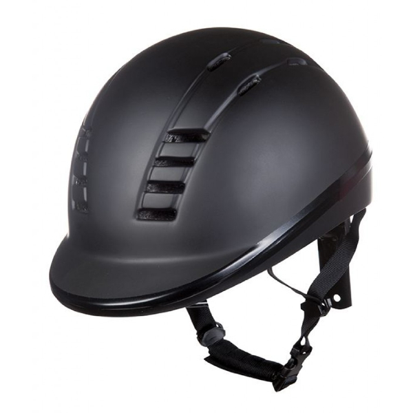 Eco helmet by HKM - Adjustable size , matte coloration