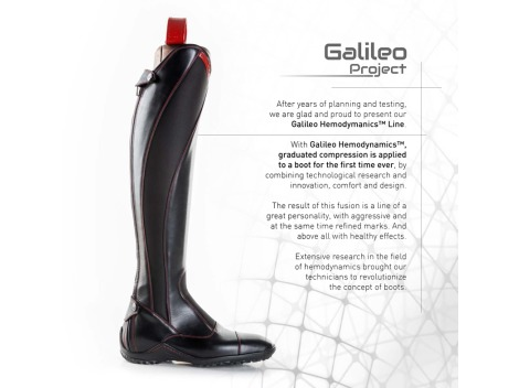 Galileo De Niro Boot