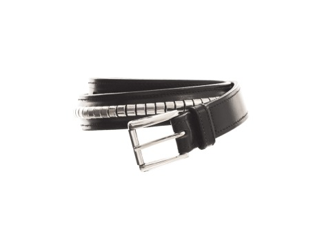 Leather Riding Belt