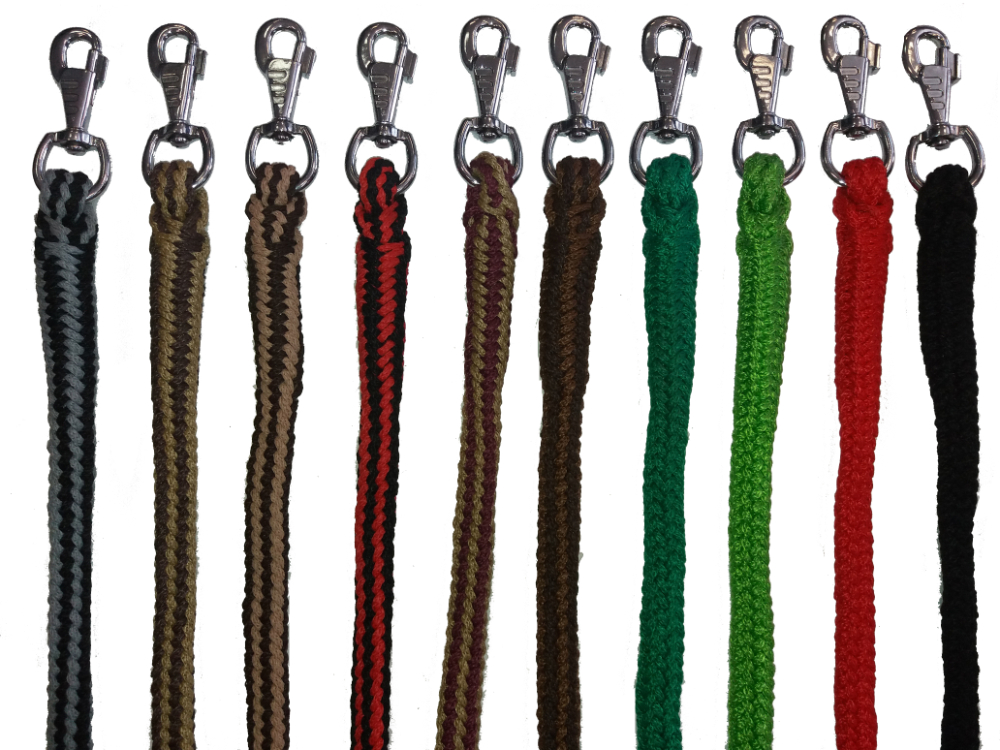 Knitted Lead Rope